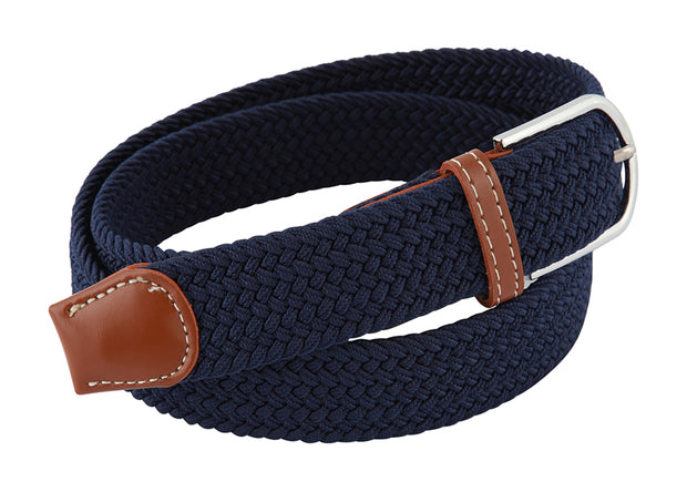 Stretch Belt | Navy