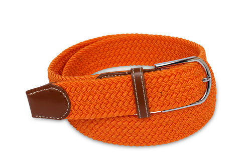 Stretch Belt | Tangerine