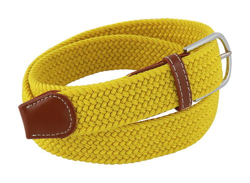 Stretch Belt | Yellow