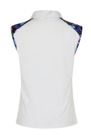 Tahiti Sleeveless Polo