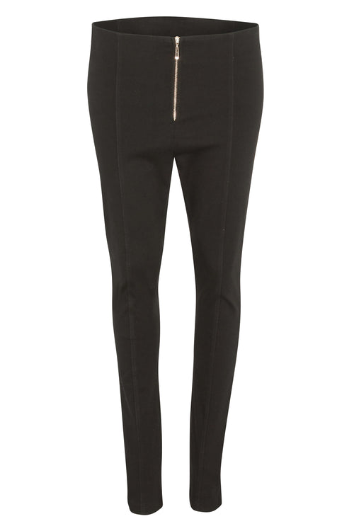 Valentina Stitch Trousers | Black