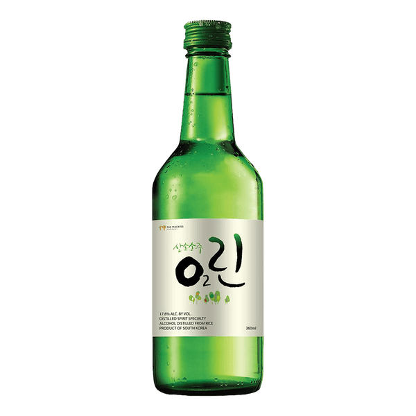 02 Lin Soju 360ml - Boozy.ph