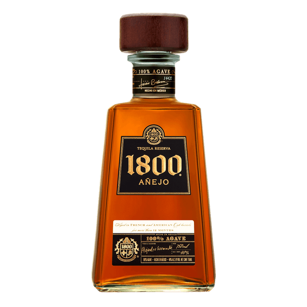 1800 Añejo Tequila 750ml - Boozy.ph
