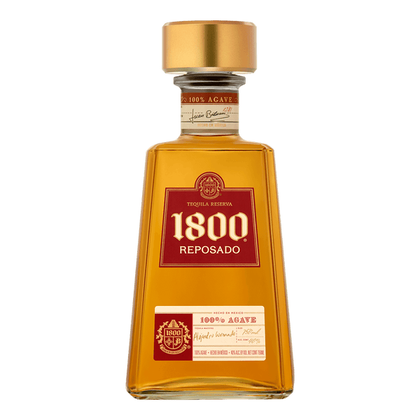 1800 Reposado Tequila 750ml - Boozy.ph