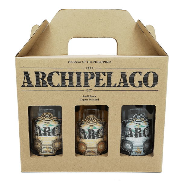 ARC 3x200ml Gift Pack - Boozy.ph