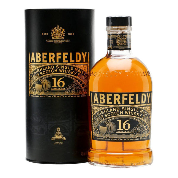 Aberfeldy 16yo 700ml Single Malt Scotch Whisky