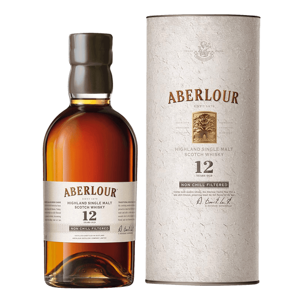 Aberlour 12yo Non-chill Filtered 700ml - Boozy.ph
