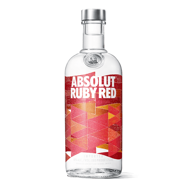 Absolut Ruby Red 750ml