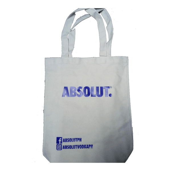 Absolut Canvas Tote Bag (Freebie)