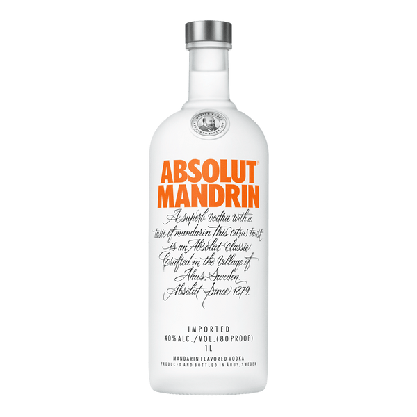Absolut Mandrin 1L - Boozy.ph