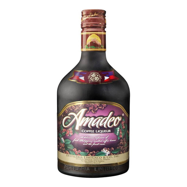 Amadeo Coffee Liqueur in Tin Can 700ml
