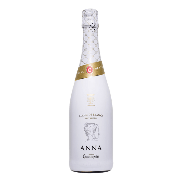 Anna de Codorniu Blanc de Blancs NV 750ml - Boozy.ph