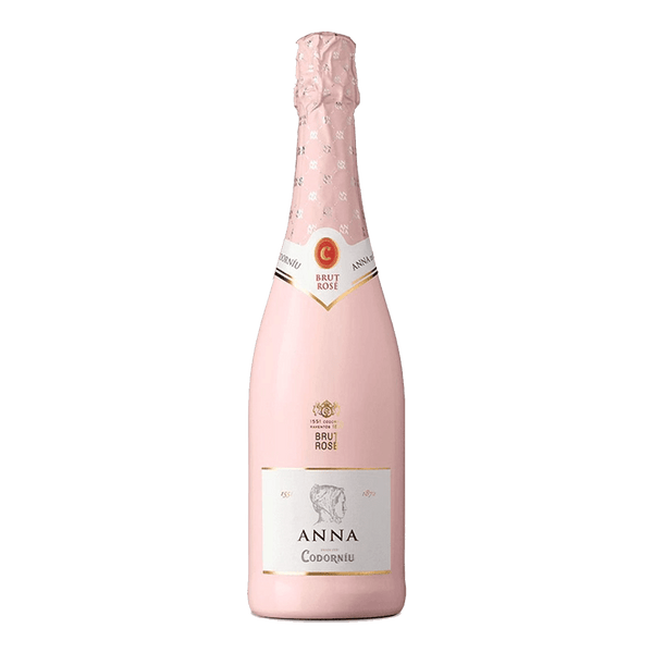 Anna Codorniu Brut Rose NV 750ml - Boozy.ph
