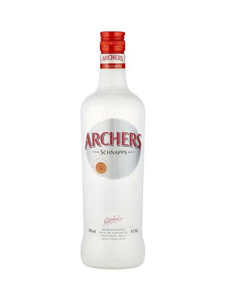 Archers Peach Schnapps 750ml - Boozy.ph