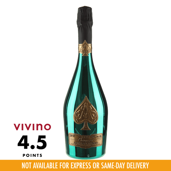 Armand De Brignac Champagne 'Ace of Spades' Brut Green 750ml - Boozy.ph