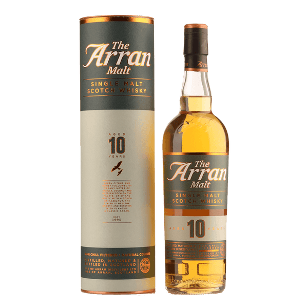 Arran 10yo 700ml - Boozy.ph