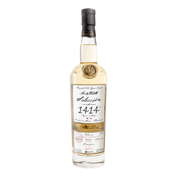 ArteNOM Seleccion de 1414 Tequila Reposado 750ml