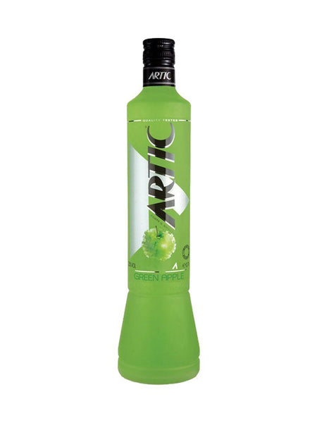 Artic Vodka Green Apple 700ml - Boozy.ph