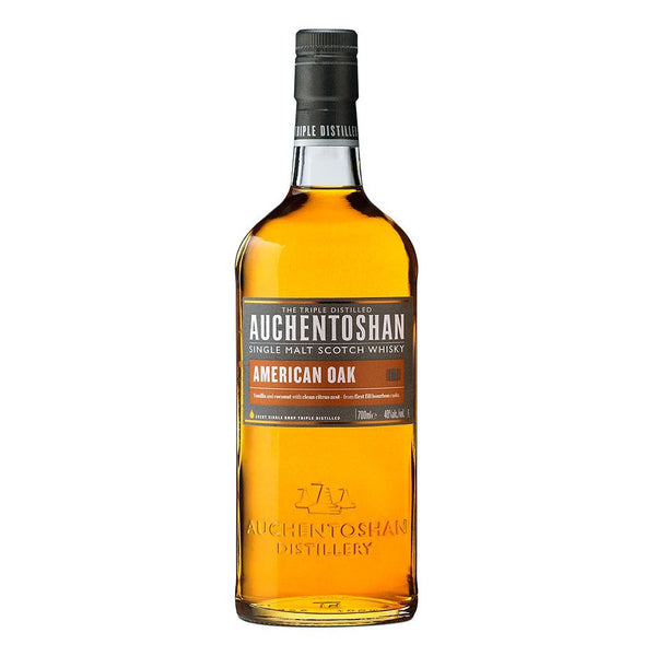 Auchentoshan American Oak 700ml - Boozy.ph