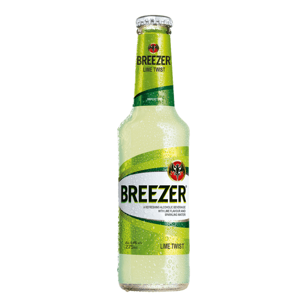 Bacardi Breezer Lime 275ml (Freebie)