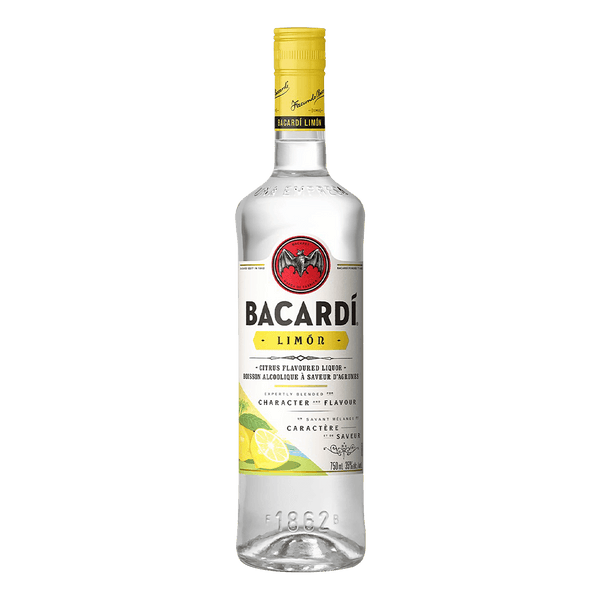 Bacardi Limon 700ml - Boozy.ph