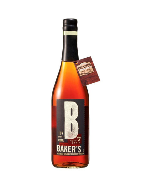 Baker's Bourbon 700ml - Boozy.ph
