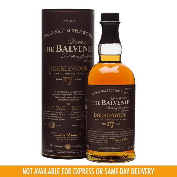 Balvenie 17yo Double Wood 700ml