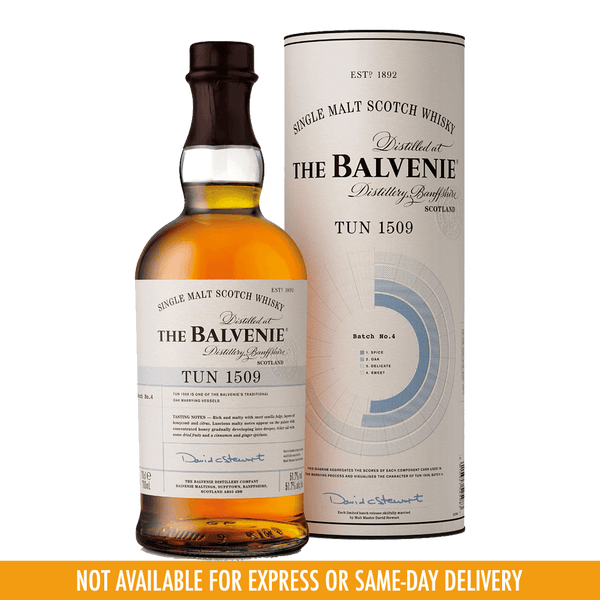 Balvenie Tun 1509 - Batch 4 700ml - Boozy.ph