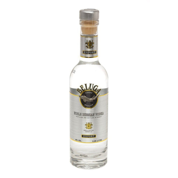 Beluga Vodka Mini 50ml - Boozy.ph