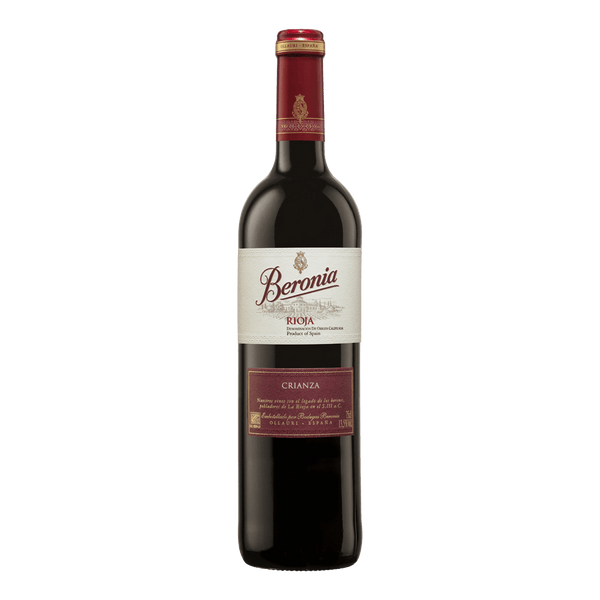 Beronia Crianza 750ml - Boozy.ph