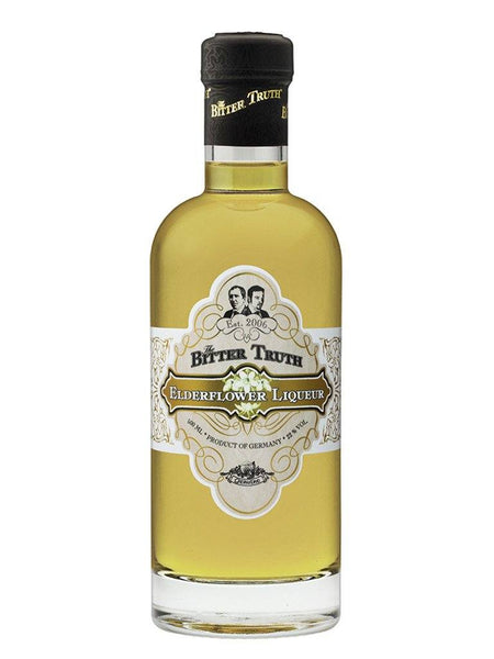 Bitter Truth Elderflower Liqueur 500ml