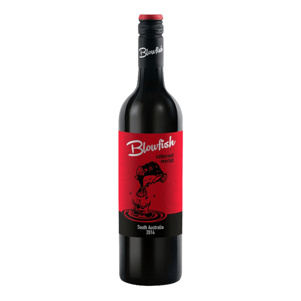 Blowfish Cabernet Merlot 750ml