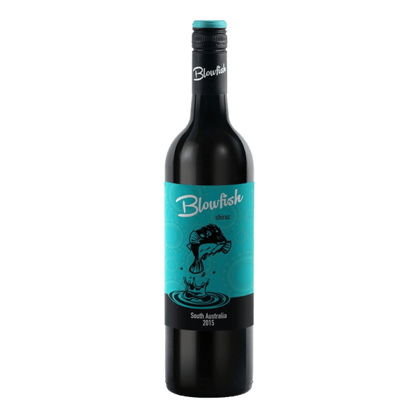 Blowfish Shiraz 750ml