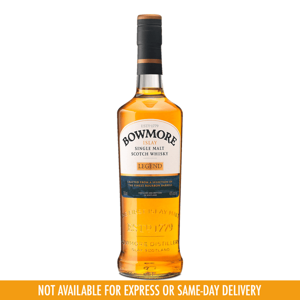 Bowmore Legend 700ml - Boozy.ph