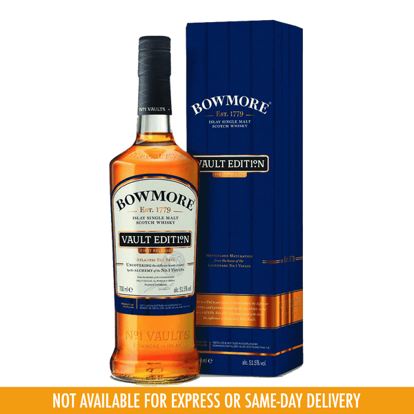 Bowmore Vault Edition 1 700ml - Boozy.ph