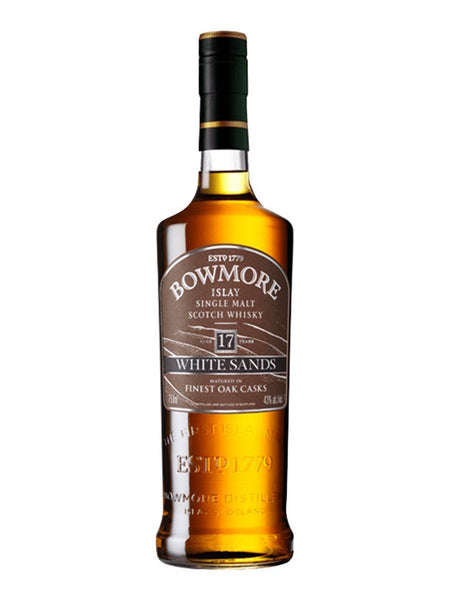 Bowmore White Sands 17yo 750ml - Boozy.ph