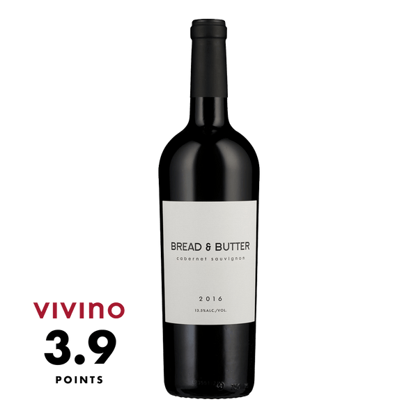 Bread and Butter Cabernet Sauvignon 750ml - Boozy.ph