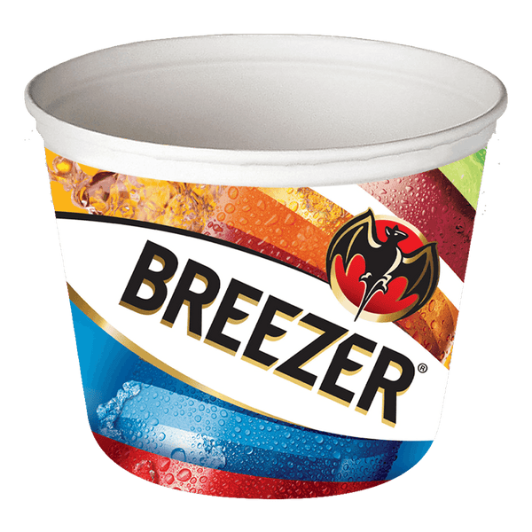 Bacardi Bucket (Freebie)