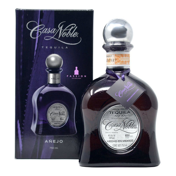 Casa Noble Añejo 750ml Tequila