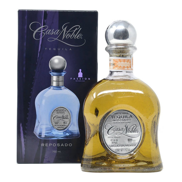 Casa Noble Reposado 750ml - Boozy.ph
