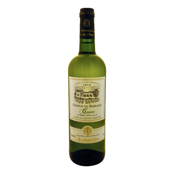 Chateau Du Barrailh Graves (White) 750ml Wine