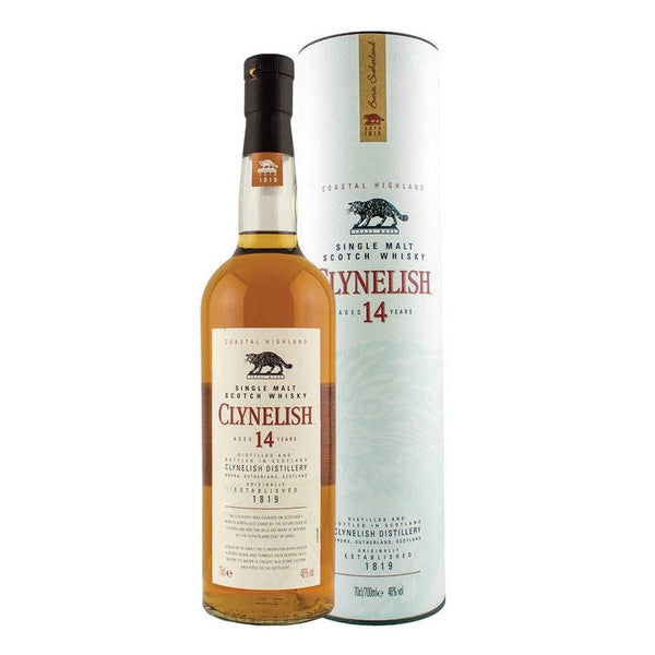 Clynelish 14yo 700ml Scotch Whisky Single Malt