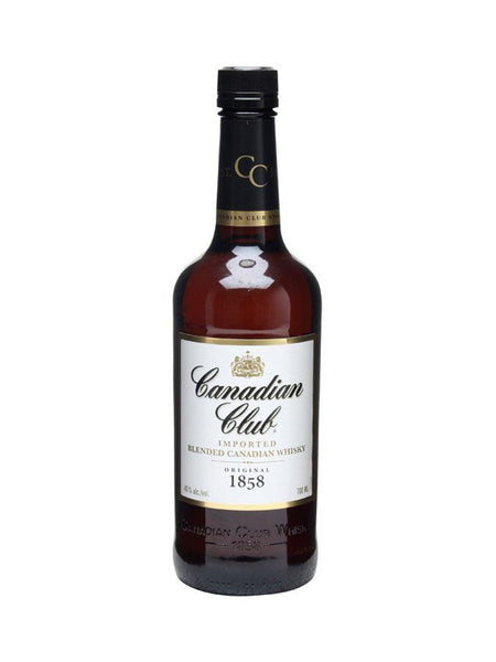 Canadian Club Premium 750ml - Boozy.ph