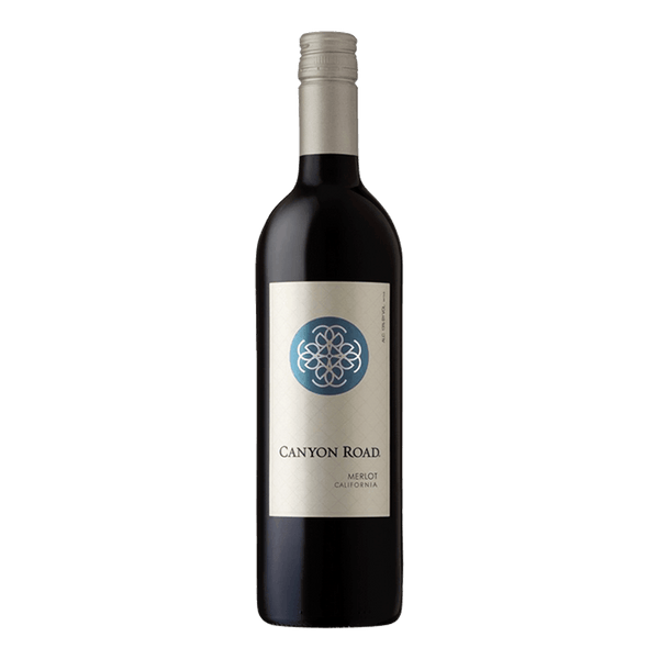 Canyon Road Merlot 750ml - Boozy.ph