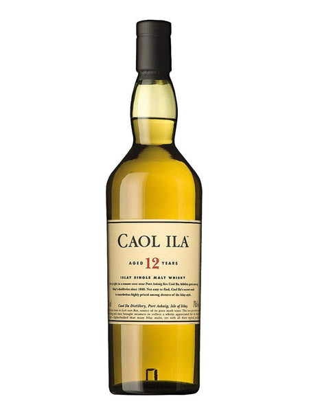 Caol Ila 12yo 700ml - Boozy.ph