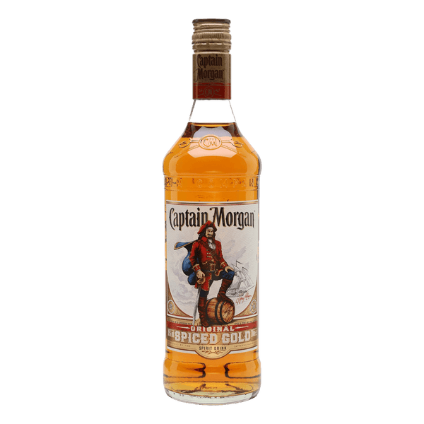 Captain Morgan Original Spiced Gold 750ml - Boozy.ph