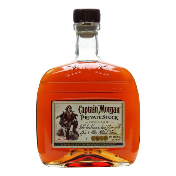 Captain Morgan Private Stock 1L Rum