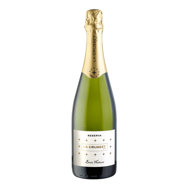 Cava La Crusset Brut Nature Reserve NV 750ml