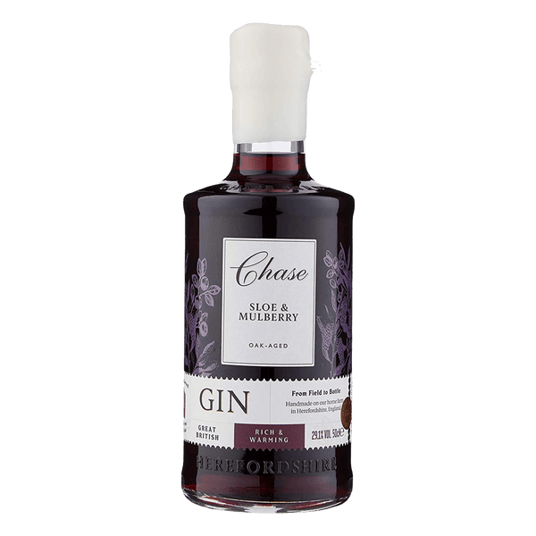 Chase Oak-Aged Sloe & Mulberry Gin 500ml - Boozy.ph