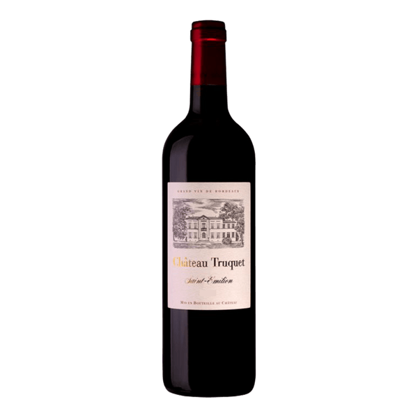 Chateau Truquet 2018 Saint-Emilion 750ml